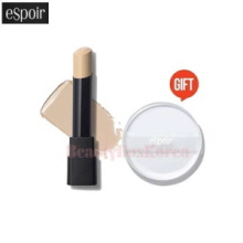 ESPOIR  Taping Concealer Long Wear 3.5g [Tight Touch Silicon Sponge Free Gift]